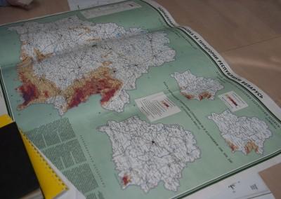Huella de Chernobyl