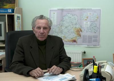 02 Vasily Nesterenko, Director de la Energía Atómica en 1986