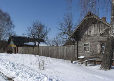 03 Prudische, aldea abandonada por la radioactividad
