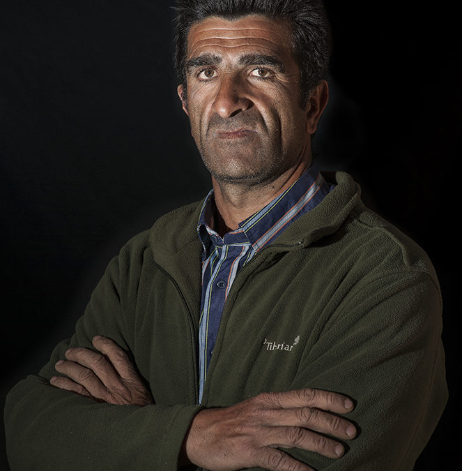 Antonio Romero Blanco – Jornalero