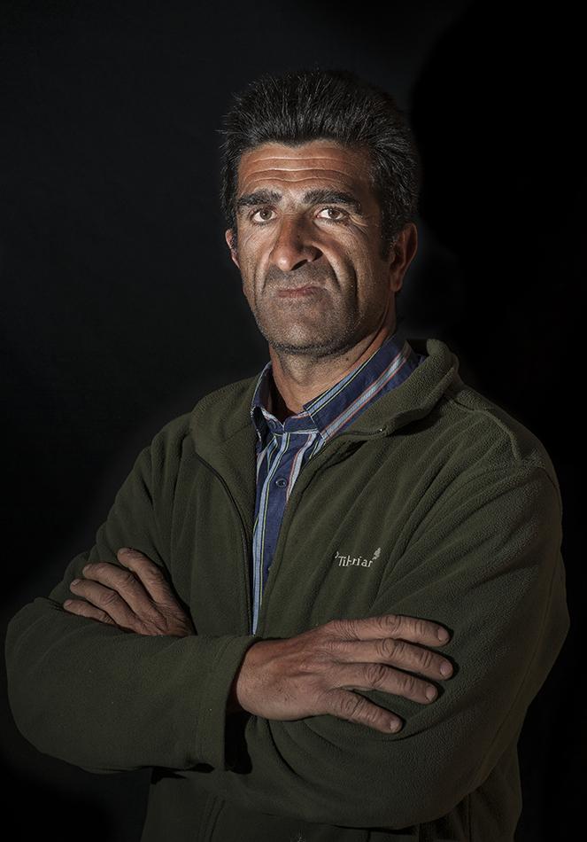 Antonio Romero - Jornalero