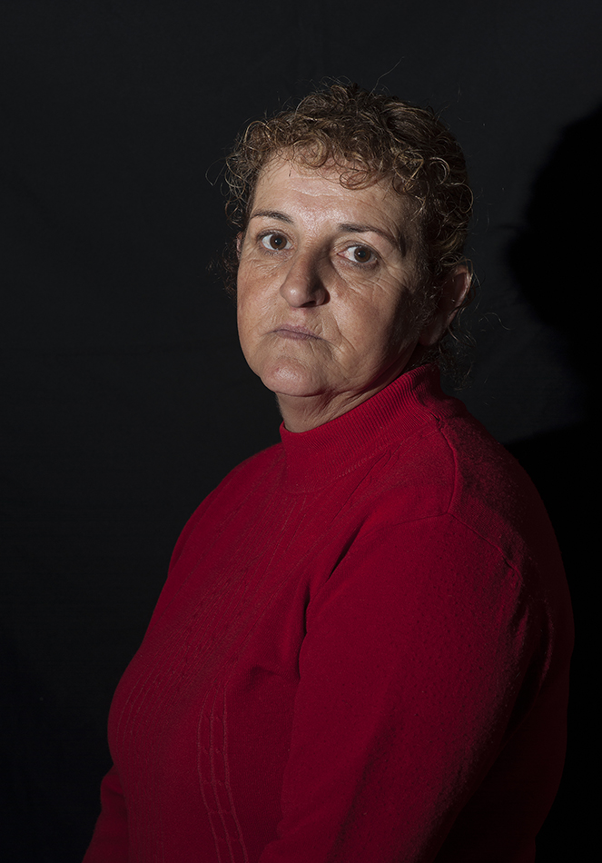 Trinidad Reina - Jornalera