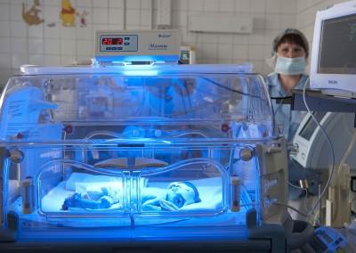 13 Los partos prematuros son consecuencia directa de la radioactividad