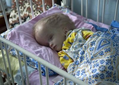 17 Sasha – Hospital infantil de Vitebsk