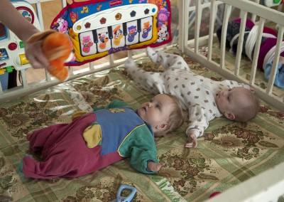 19 Anna y Ginno – Orfanato de Joljolitsa – Minsk