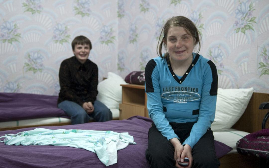 24 Centro de acogida de niños sordomudos – Minsk