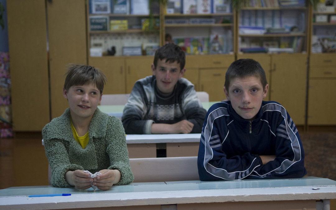 25 Centro de acogida de niños sordomudos – Minsk