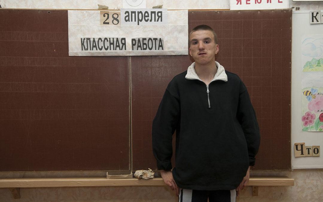 26 Alex – Centro de acogida de niños sordomudos – Minsk