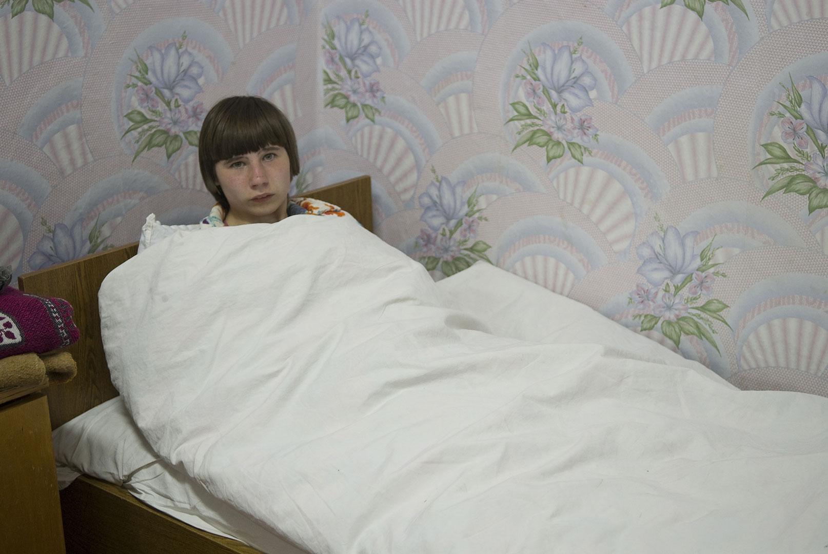 27 Elena - Centro de acogida de niños sordomudos – Minsk